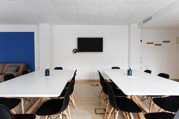 Madrid  Meeting room Sheltair Aviador Zorita image 2