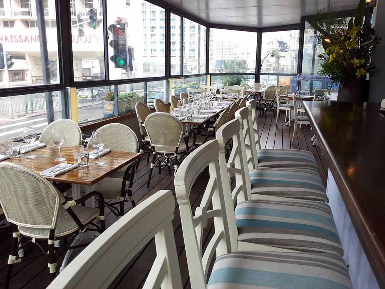 Tel Aviv corporate event venues Restaurant Fitzroy image 1