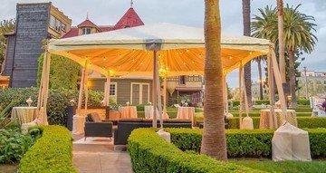 San Jose corporate event venues Lieu historique Winchester Mystery House Victorian Gardens image 0
