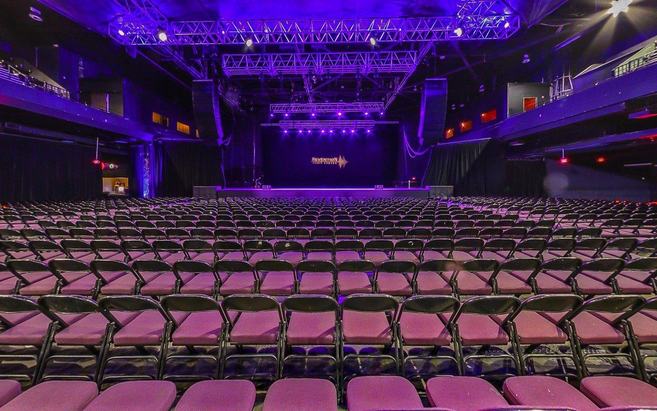 Rent Houston Revention Music Center Live Nation Houston Spacebase