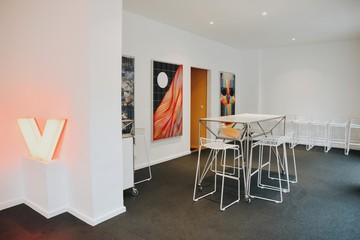 Berlin workshop spaces Salle de réunion Viessmann Group Living Space image 4
