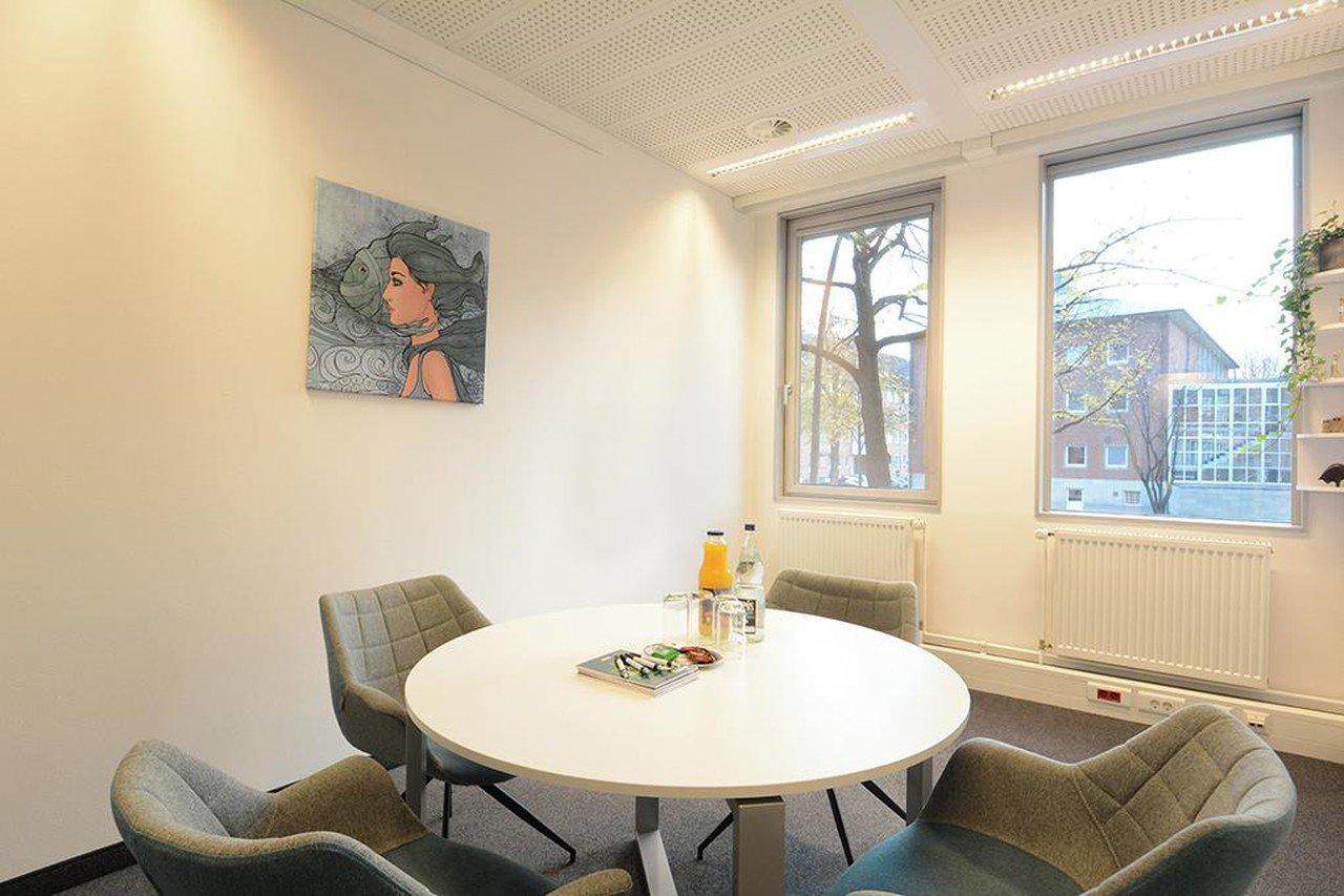 Hamburg training rooms Salle de réunion Meeting Room Jacqueline