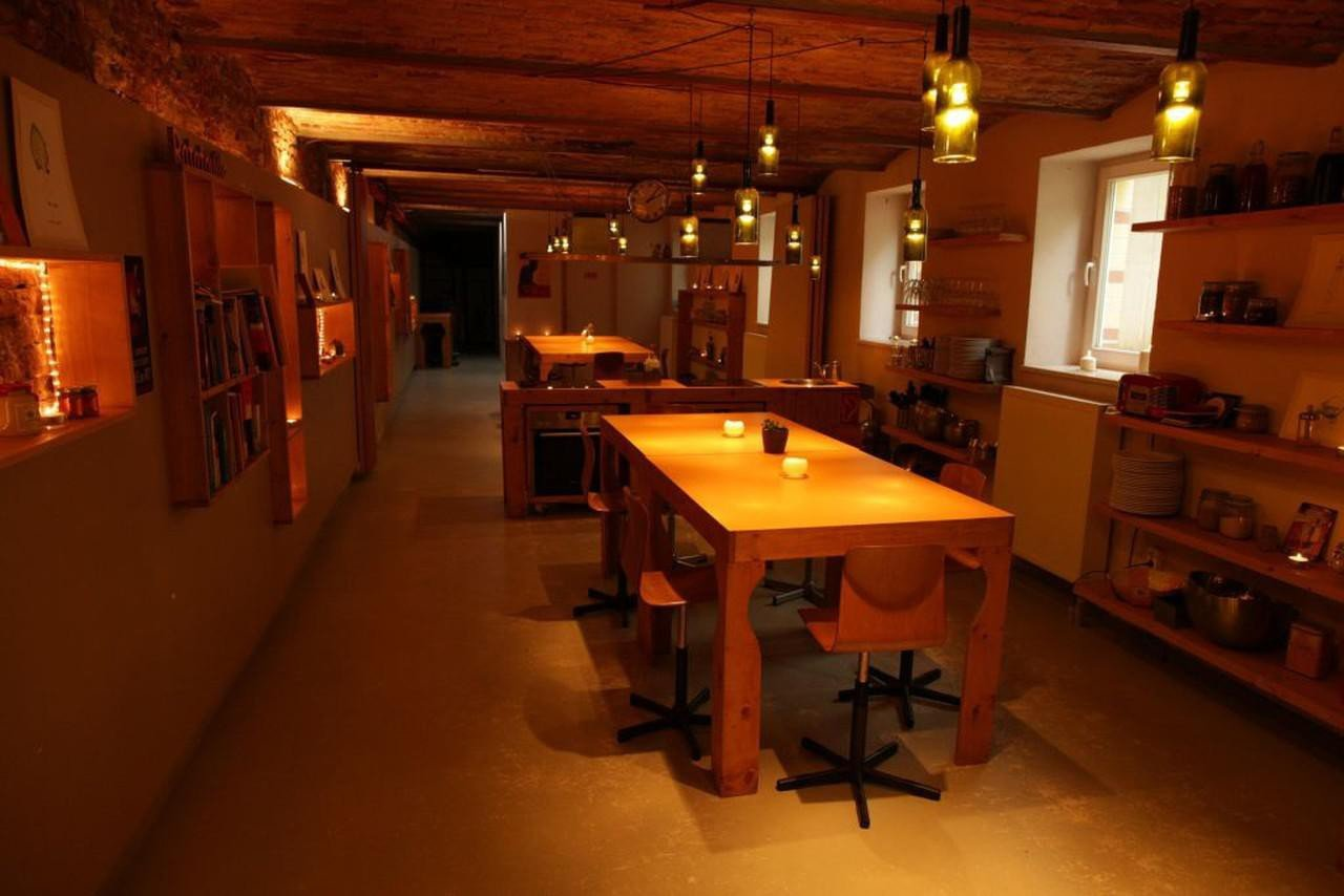 Berlin workshop spaces Unusual Ratatouille cooking studio in Mitte image 0