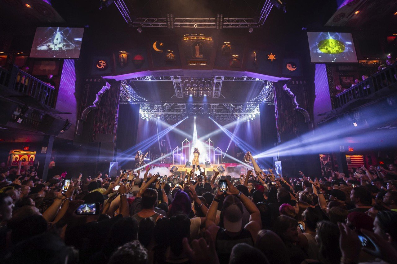 Rest of the World corporate event venues Club Myrtle Beach - House of Blues - Live Nation image 1