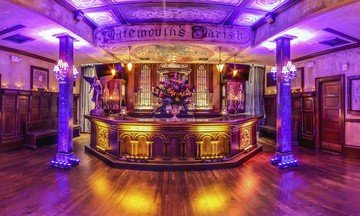 Rest of the World corporate event venues Club New Orleans - House of Blues - Live Nation image 5