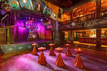 Rest of the World corporate event venues Club New Orleans - House of Blues - Live Nation image 6