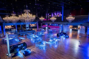 Rest of the World corporate event venues Historic venue Atlanta - Coca-Cola Roxy - Live Nation image 5