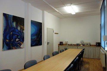 Leipzig  Salle de réunion Werk 2 image 1
