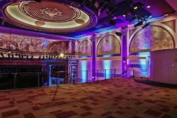 Rest of the World corporate event venues Historic venue Wilmington - The Queen - Live Nation image 4