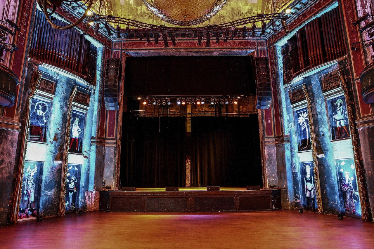Rest of the World corporate event venues Historic venue Wilmington - The Queen - Live Nation image 0