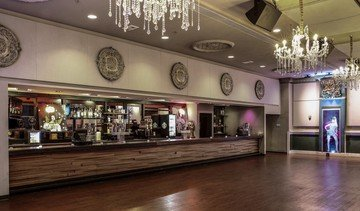 Rest of the World corporate event venues Historic venue Wilmington - The Queen - Live Nation image 5