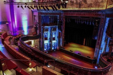 Rest of the World corporate event venues Historic venue Wilmington - The Queen - Live Nation image 2