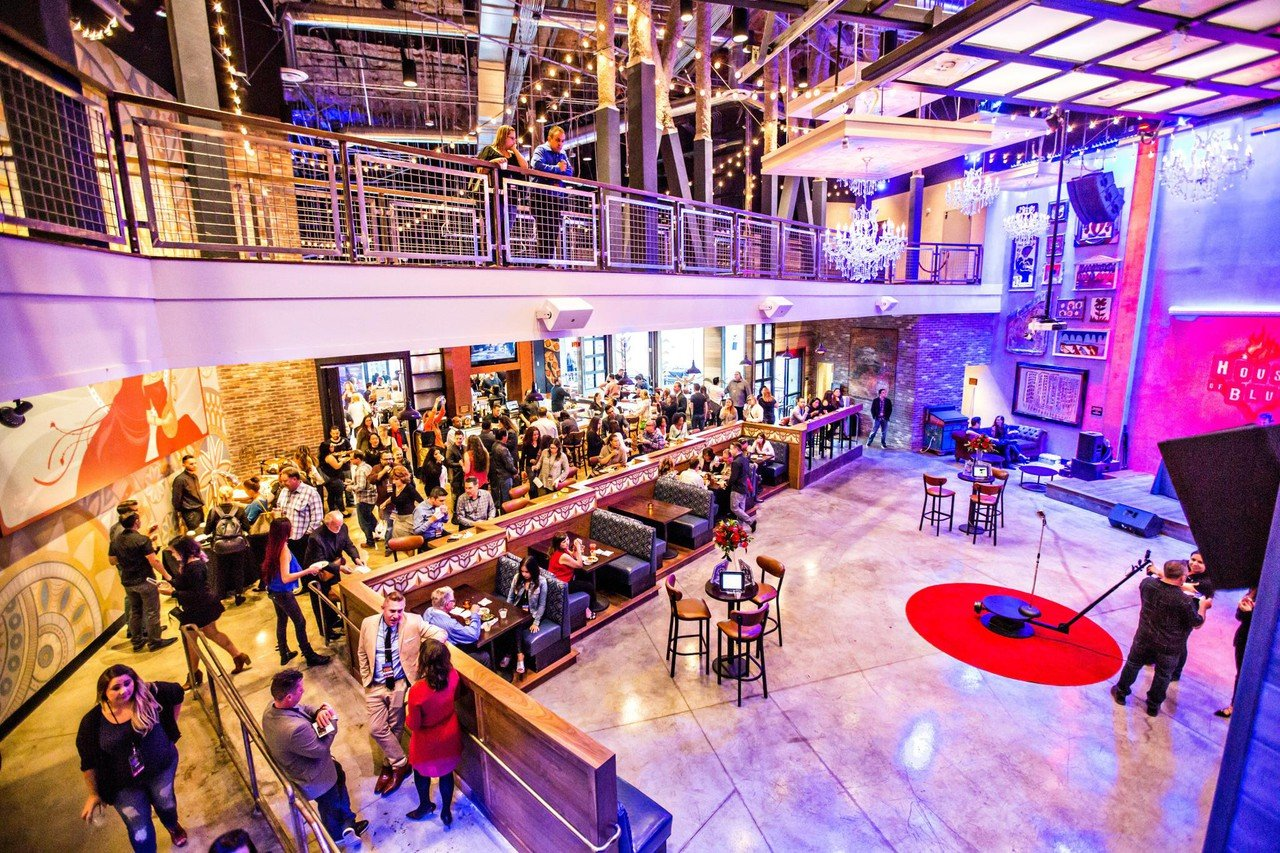 Rest of the World corporate event venues Club Anaheim - House of Blues - Live Nation image 4