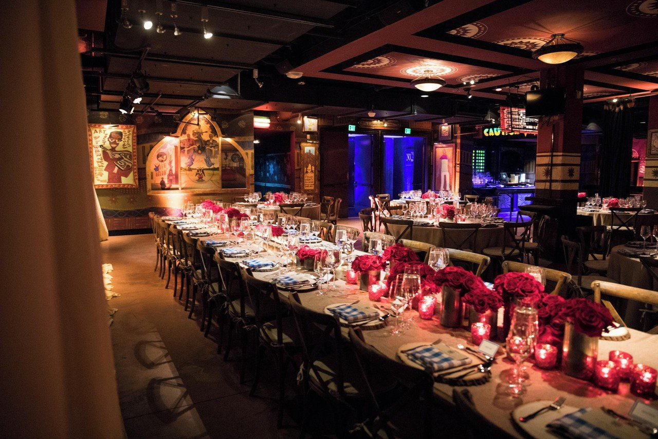 Rest of the World corporate event venues Club Dallas - House of Blues - Live Nation image 1