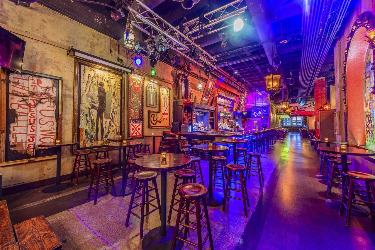 Rest of the World corporate event venues Club San Diego - House of Blues - Live Nation image 4
