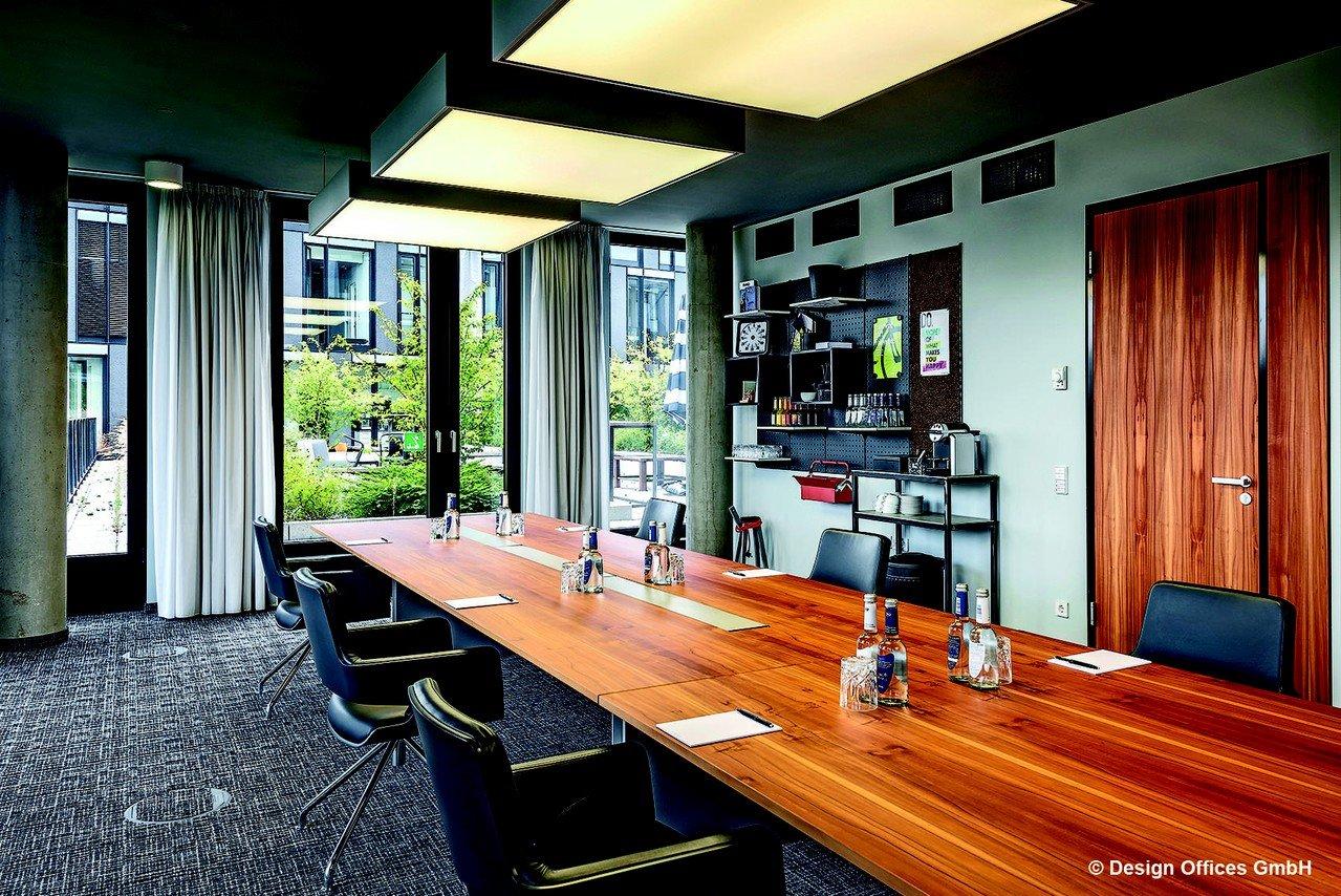 Munich Tagungsräume Meeting room Design Offices München Training Room 2 image 0