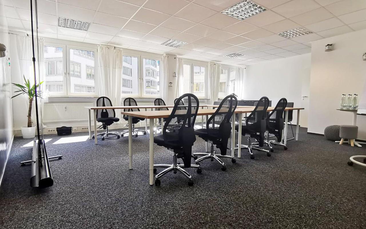 Stuttgart Tagungsräume Meeting room Seminarraum im 'Silicon Valley' Deutschlands image 0