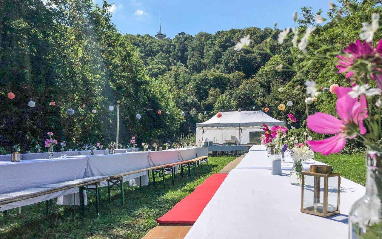 Stuttgart  Green space Marienburg - Raum für Veranstaltungen image 1