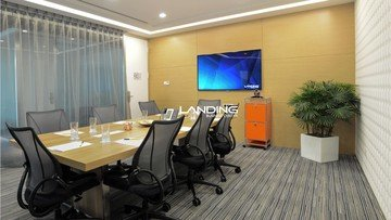 Professional meeting room