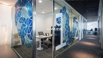 Nanjing conference rooms Espace de Coworking Sunnyworld Landing Business Center - Serviced Offices image 3