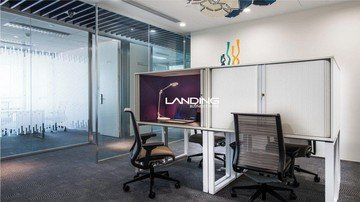 Nanjing conference rooms Espace de Coworking Sunnyworld Landing Business Center - Serviced Offices image 5