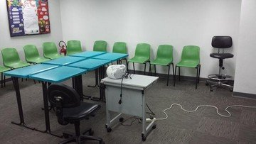 Hong Kong  Meeting room Classroom 4 for 30 pax image 0