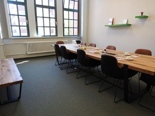 Berlin  Salle de réunion Moderner Meetingraum in Mitte image 1