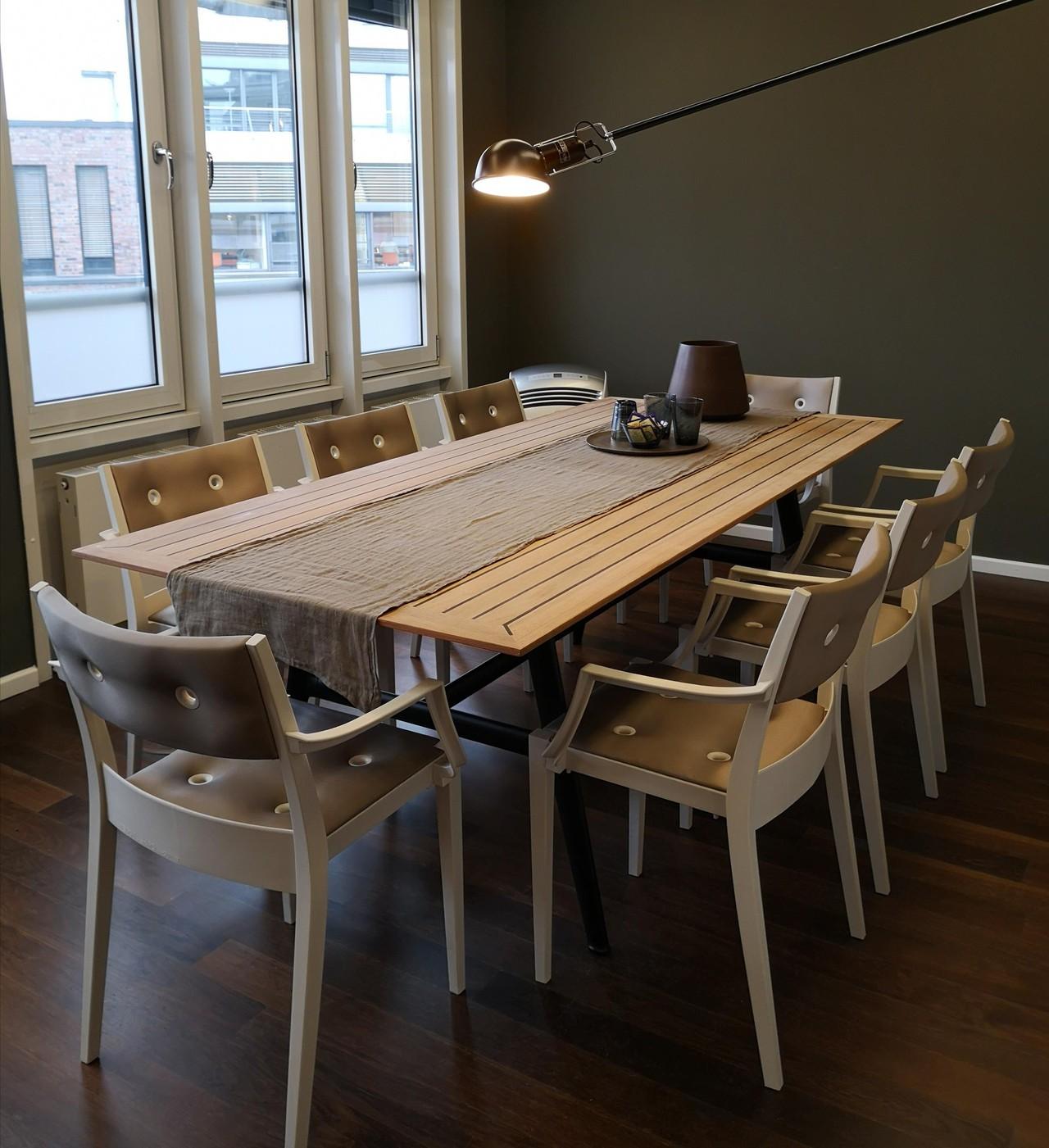 Hamburg Meetingräume Meeting room Green Room image 4