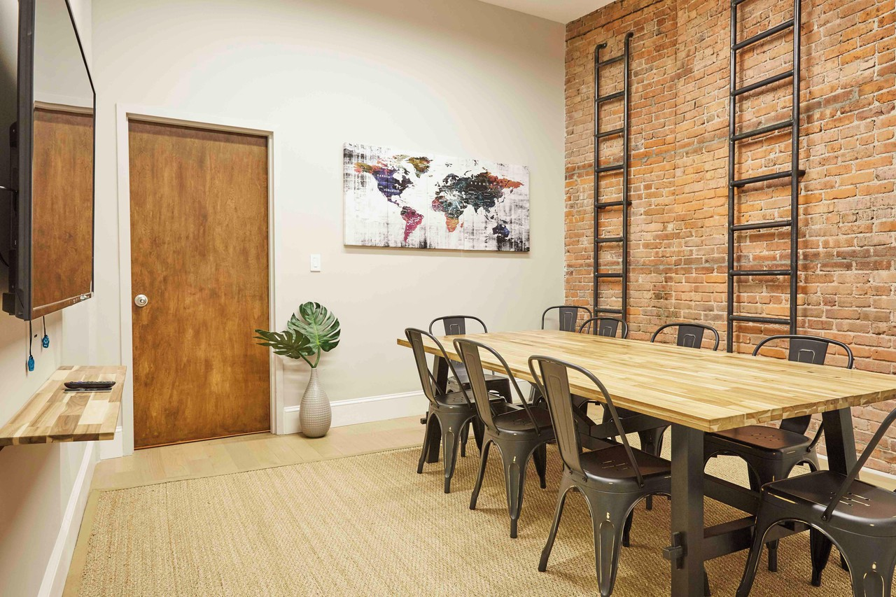 NYC training rooms Meeting room The Farm Nolita image 3