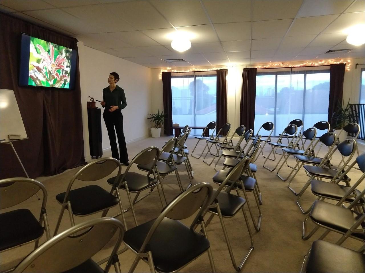 Melbourne training rooms Salle de réunion Pulse Brunswick image 7