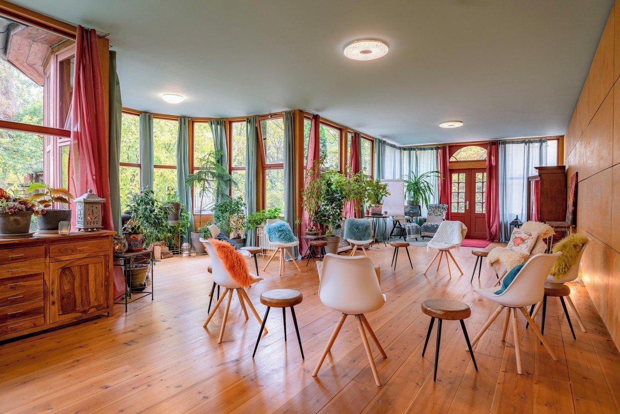 Berlin workshop spaces Außergewöhnlich Wunderschöner Seminarraum image 0