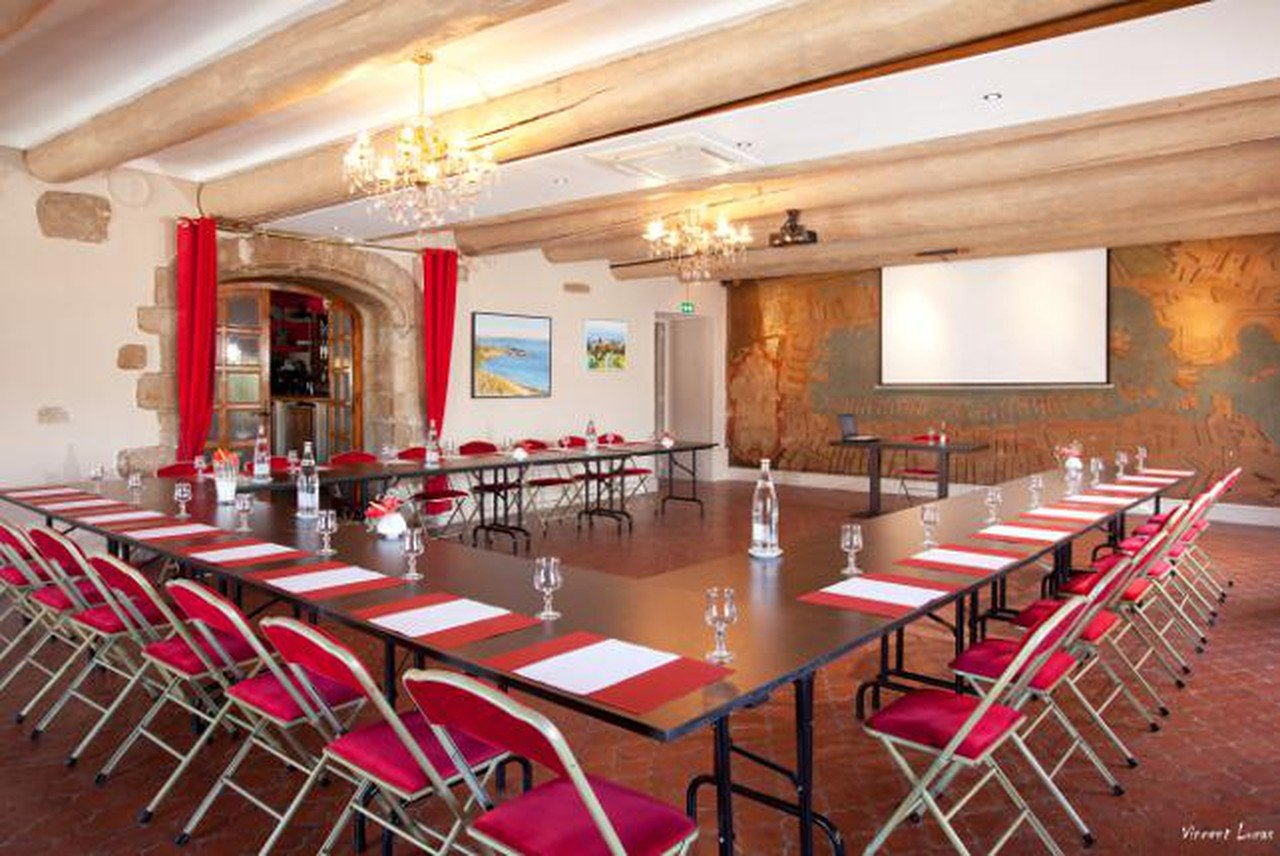 Marseille corporate event spaces Function Room Old Port Club image 0