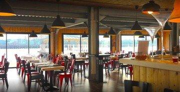 Autres villes workshop spaces Restaurant Restaurant Estacade image 7