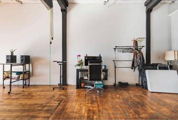 NYC workshop spaces Industriegebäude Native Creations Studio image 3