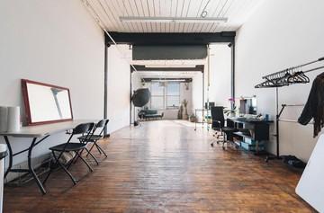 NYC workshop spaces Industriegebäude Native Creations Studio image 4