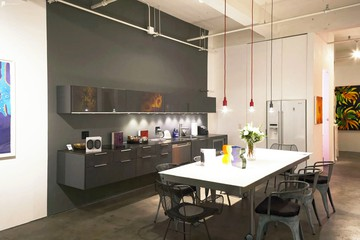 NYC workshop spaces Industrial space Artist's Loft with Office + Meeting Space image 23