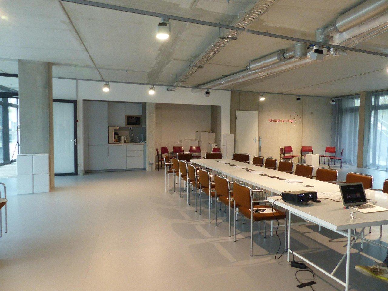 Berlin training rooms Lieu industriel Space P2 image 0