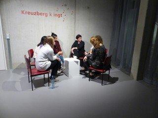 Berlin  Salle de réunion feldfünf – Projekträume im Metropolenhaus image 2