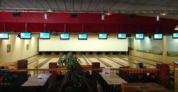 Autres villes corporate event venues Lieu Atypique Bowling du Bras d'Or image 1