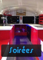 Rest of the World corporate event venues Unusual London Bus France image 1