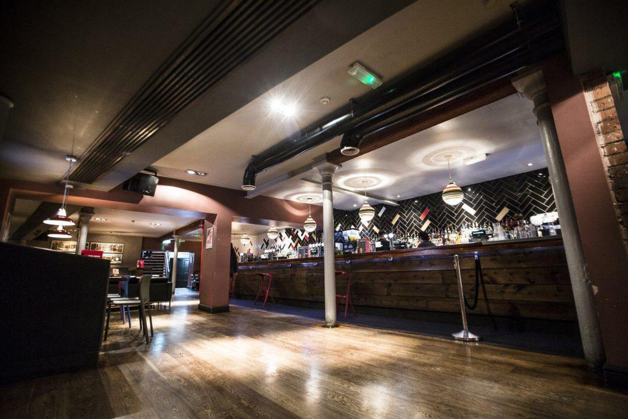 Manchester corporate event venues Club The Bunker at Black Dog Ballroom NQ image 0