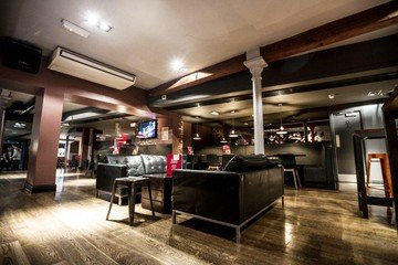 Manchester corporate event venues Club The Bunker at Black Dog Ballroom NQ image 1