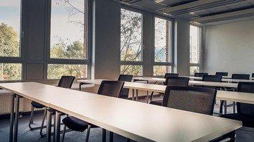 Düsseldorf  Salle de réunion CHINAHUB Classroom image 1