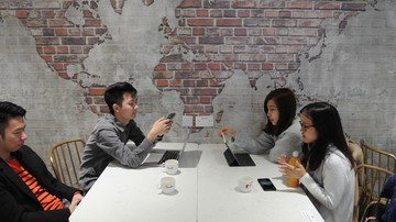 Hong Kong conference rooms Espace de Coworking The Volks Gathering image 3