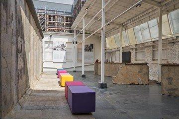 Berlin workshop spaces Courtyard Heartbeat of Berlin - Nineties.Berlin image 2