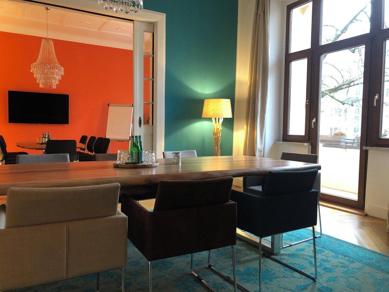 Berlin  Salle de réunion Representative meeting and training rooms @ Kurfürstendamm Berlin image 7