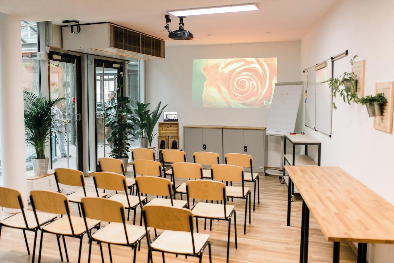 Leipzig training rooms Meetingraum Workshop und CoWorking-Space image 16