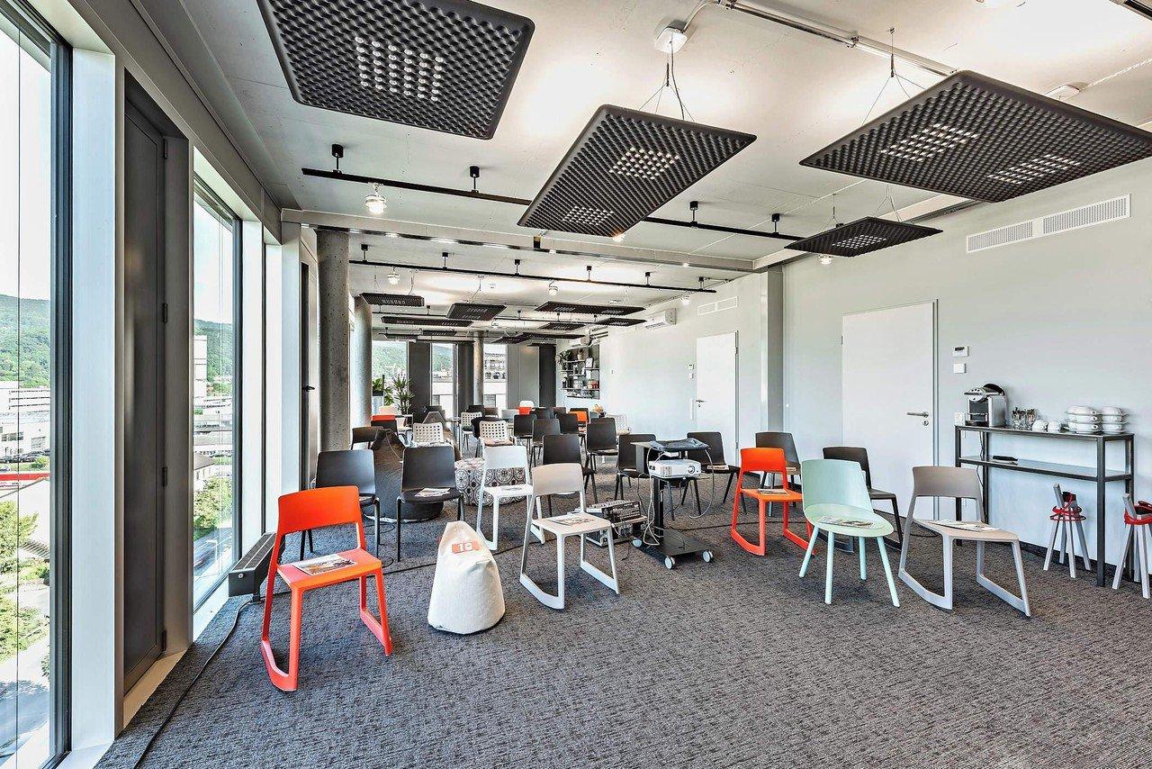 Mannheim  Salle de réunion Design Offices Heidelberg Colours - Training Room IV im Stellwerk image 0