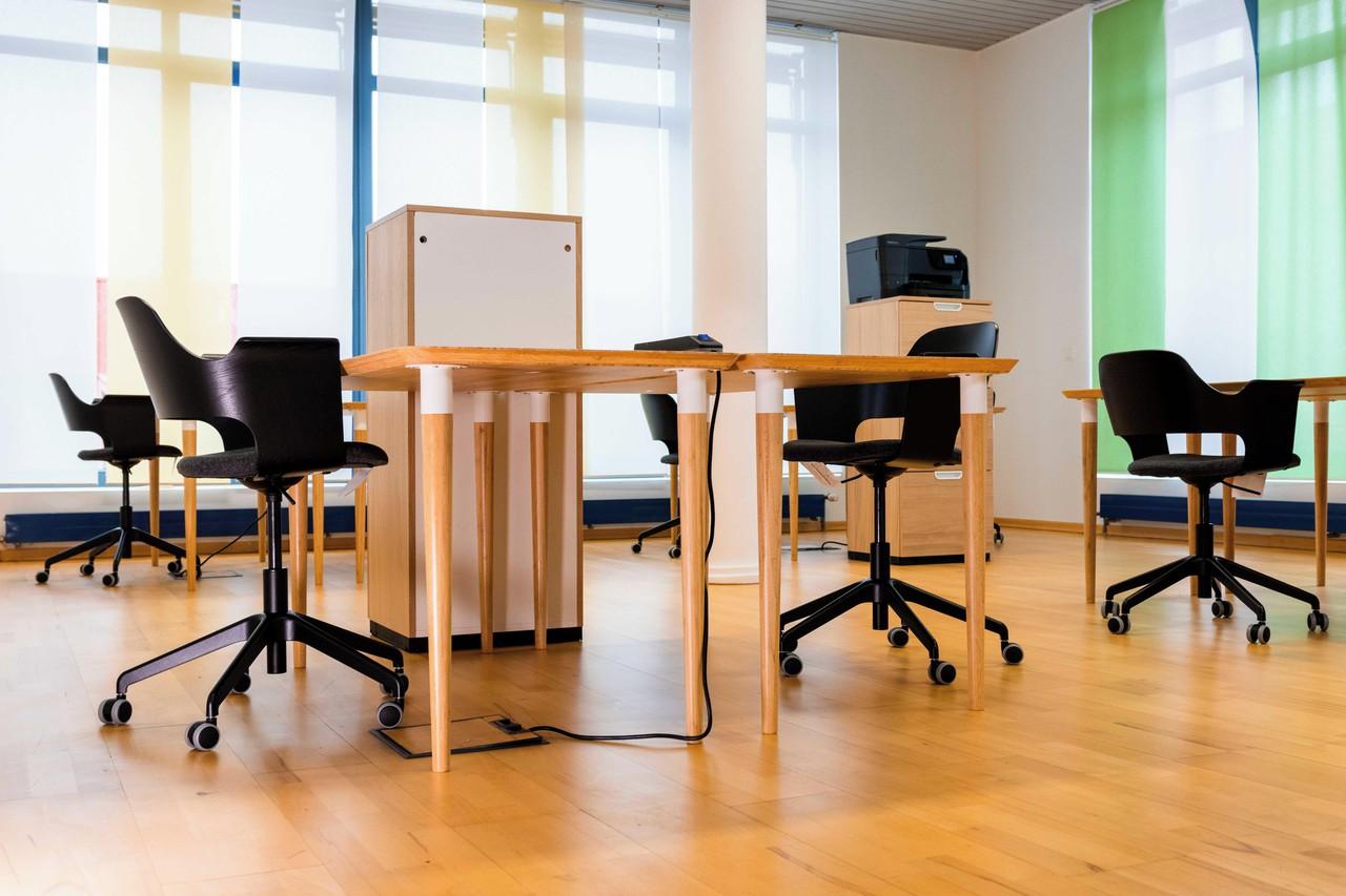 Darmstadt training rooms Coworking ruimte Meetingraum image 0