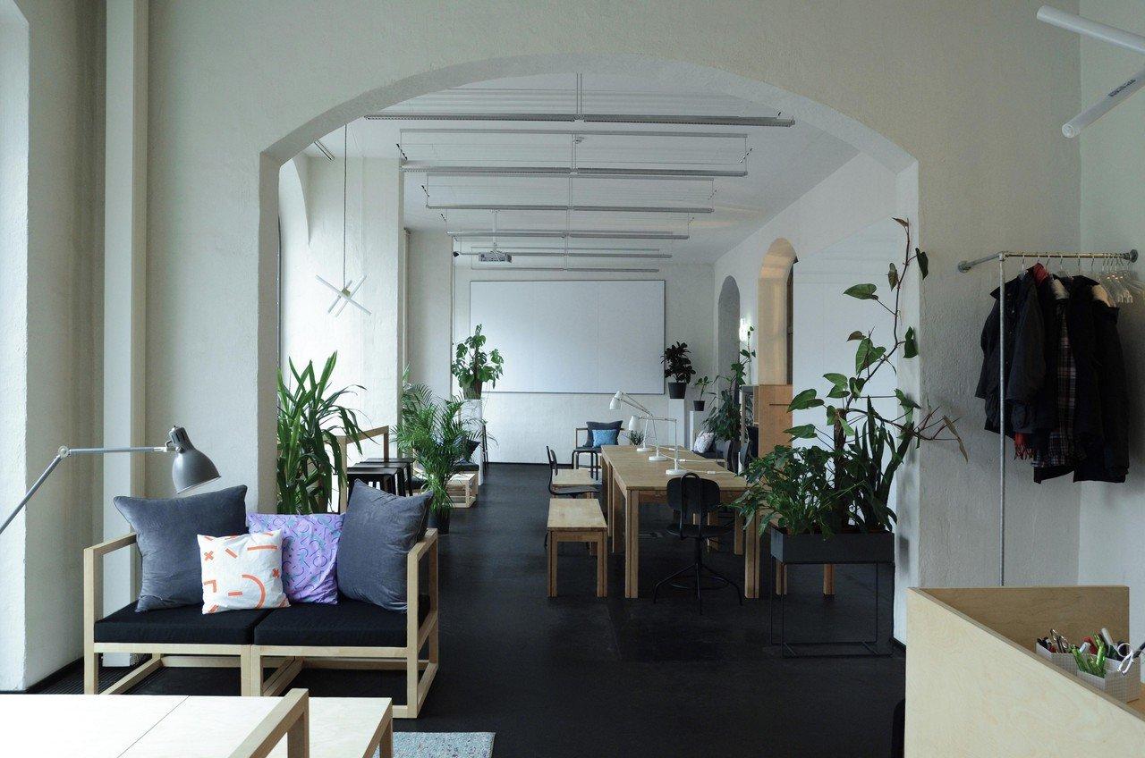 Leipzig  Espace de Coworking Basislager Coworking: Olymp image 0